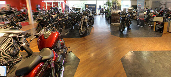 Start Virtual Tour of Fowlers Showroom?