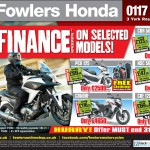 Bristol Post Honda 21st May 2013