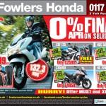Bristol Post Honda 28 May 2013