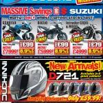 Bristol Post Suzuki 7th May 2013
