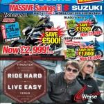 Bristol Post Suzuki Weise 28 May 2013