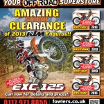 Trial Bike Monthly May 2013