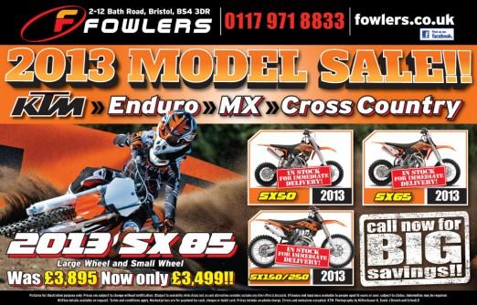 Trials & Motocross 24 May 2013
