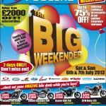 Fowlers - Big Weekender