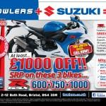 MCN Suzuki 21 June 2013