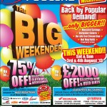 Bristol Post Big Weekender 30 July 2013