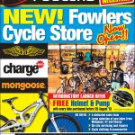 Bristol Post Fowlers Cycle store 13th Aug 2013