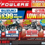 Bristol Post Suzuki Yamaha 13 Aug 2013