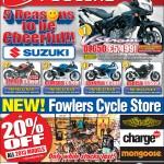 BEP Suzuki Ad