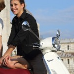 The all-new Vespa Primavera 125 has arrived in our scooter showroom!