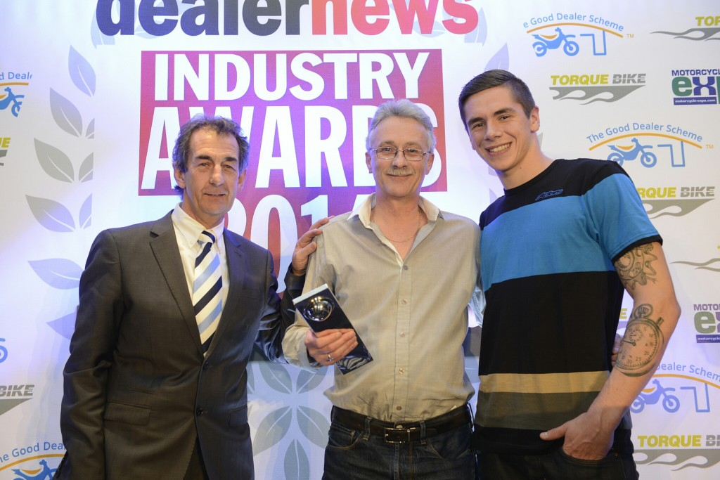 British Dealer News - Wholesaler of the year Award