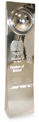 Wholesaler Of The Year Award -British Dealer News
