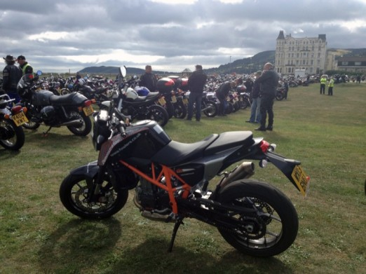 KTM 690 Duke Review