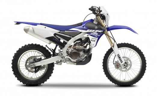 Yamaha WR250F Enduro