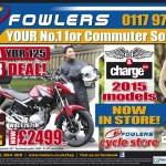Fowler 1,2,3! Deal