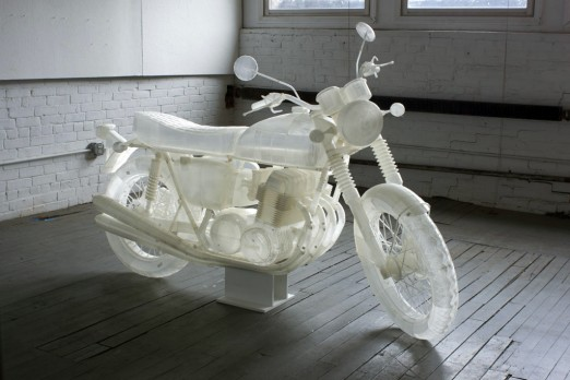 Honda CB500 by Jonathan Brand
