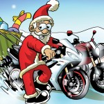 santa-bike