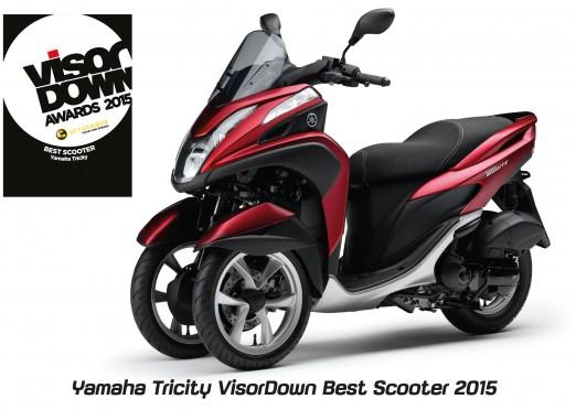 Tricity VD award