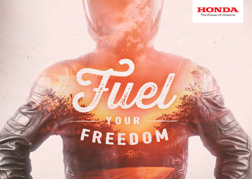 FUEL YOUR FREEDOM