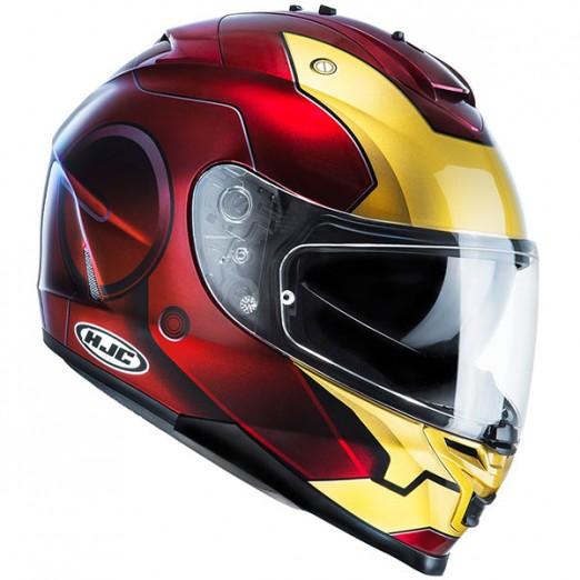 HJC Iron Man