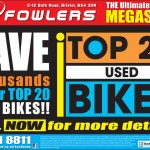BEP Top 20 Used Bikes 21 Aug 2012