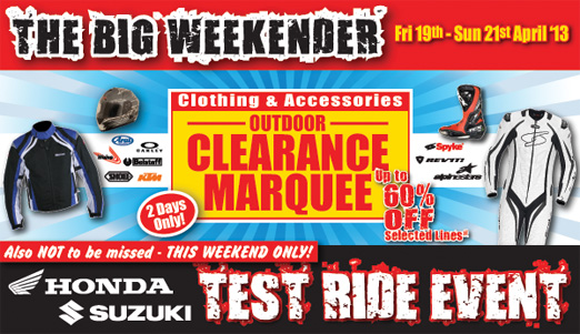 The Big Weekender