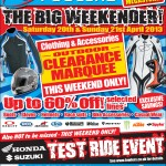 Bristol Post Big Weekender 16 April 2013