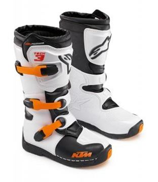 Picture of KTM KIDS TECH 3S MX BOOTS