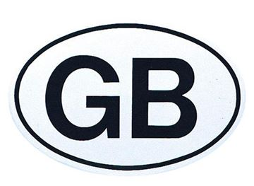 Picture of GEAR GREMLIN GB STICKER