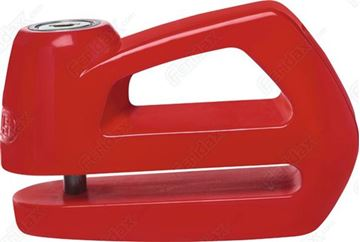 Picture of ABUS ELEMENT 285 RED DISC LOCK 559716