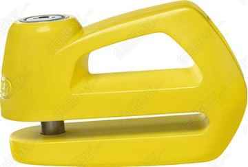 Picture of ABUS ELEMENT 290 DISC LOCK YELLOW 559686