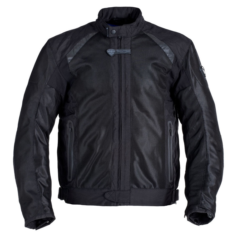 Alpinestars Jacket Leather >> Fowlers Online Shop-Triumph Jerez Jacket from Fowlers of ...