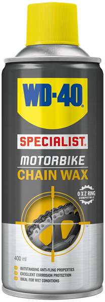 Picture of WD-40 SPECIALIST CHAIN WAX 400ML
