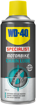 Picture of WD-40 SPECIALIST CHAIN LUBE 400ML