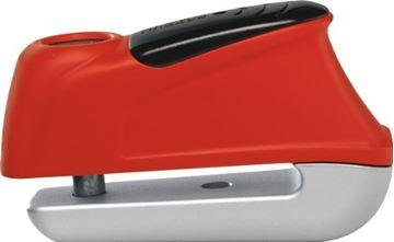 Picture of ABUS TRIGGER ALARM 350 RED DISC LOCK 559723/559720