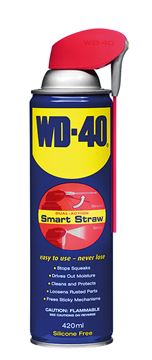 Picture of WD-40 SMART STRAW MULTI-USE 420ML