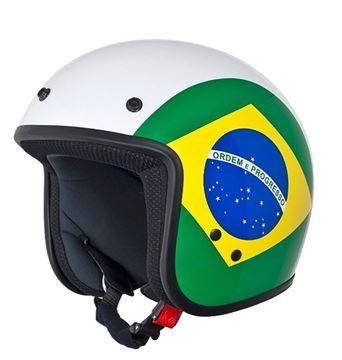 Picture of VESPA FLAG BRAZIL