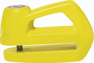 Picture of ABUS ELEMENT 285 YELLOW DISC LOCK 559709