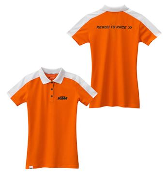 Picture of KTM GIRLS CORPORATE POLO