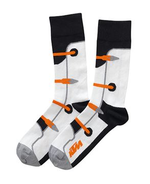 Picture of KTM RACING BOOTS SOCKS