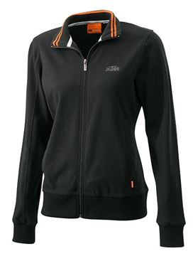 Picture of KTM GIRLS PIQUEE JACKET