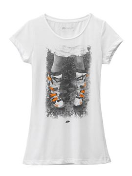 Picture of KTM GIRLS BOOTS TEE