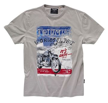 Picture of TRIUMPH EARLS COURT T-SHIRT