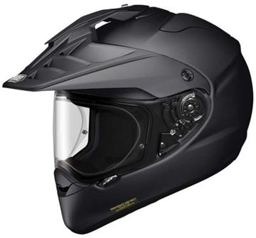 Picture of SHOEI HORNET ADV MATT BLACK