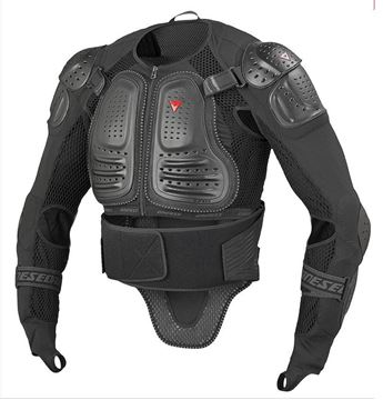 Picture of DAINESE LIGHT WAVE D1 2 FULL BODY PROTECTOR