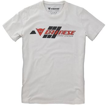 Picture of DAINESE SPEED LEATHER T-SHIRT