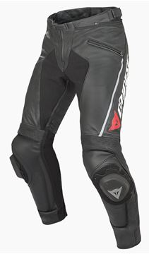 Picture of DAINESE DELTA PRO C2 PELLE PANT ( Was £369.95 Now £295.00 )