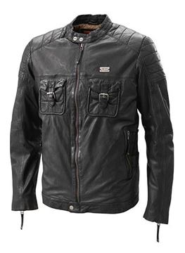 Picture of KTM PEERLESS LEATHER JACKET