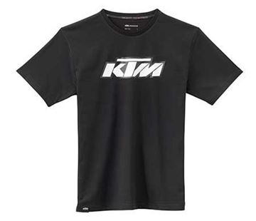 Picture of KTM SX LOGO BLACK TEE
