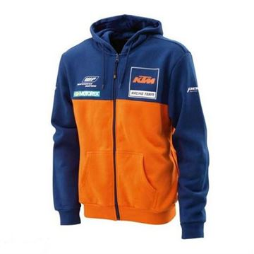 Picture of KTM REPLICA TEAM ZIP HOODIE